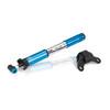 XLC MTB PU-M02 Pomka rowerowa niebieski/srebrny